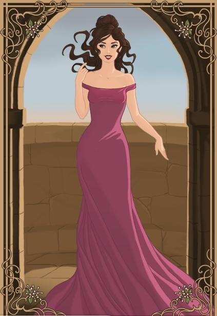 Princess Megara by Arinna007