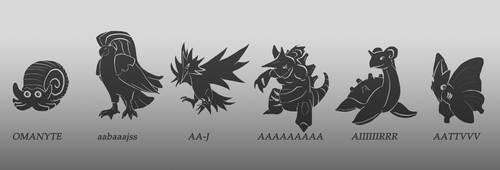 Twitch Plays Pokemon Team by Cateyes27