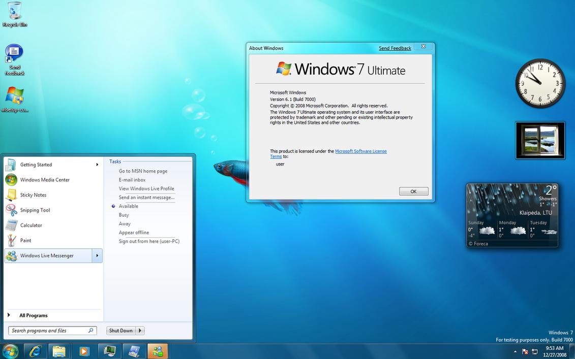 SELFISHNET WINDOWS 8.1