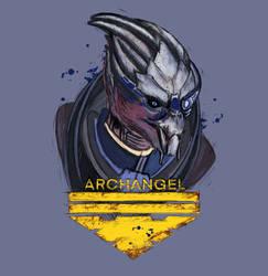 Archangel Vakarian