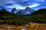 Banff Skyline