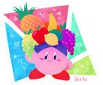 fruit kirby!