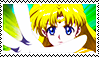 Sailor Venus Stamp I by Lunakinesis