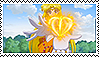 Sailor Venus Stamp III by Lunakinesis