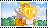 Sailor Venus Stamp III by Lunakinesis