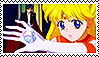 Sailor Venus Stamp V by Lunakinesis