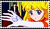Sailor Venus Stamp V by Lunakinesis
