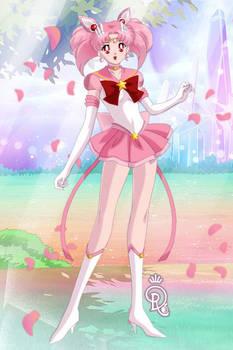 Eternal Sailor Chibi Moon