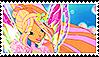 Flora Stamp I by Lunakinesis