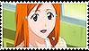 Orihime Inoue Stamp II by Lunakinesis