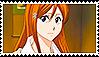 Orihime Inoue Stamp IV by Lunakinesis