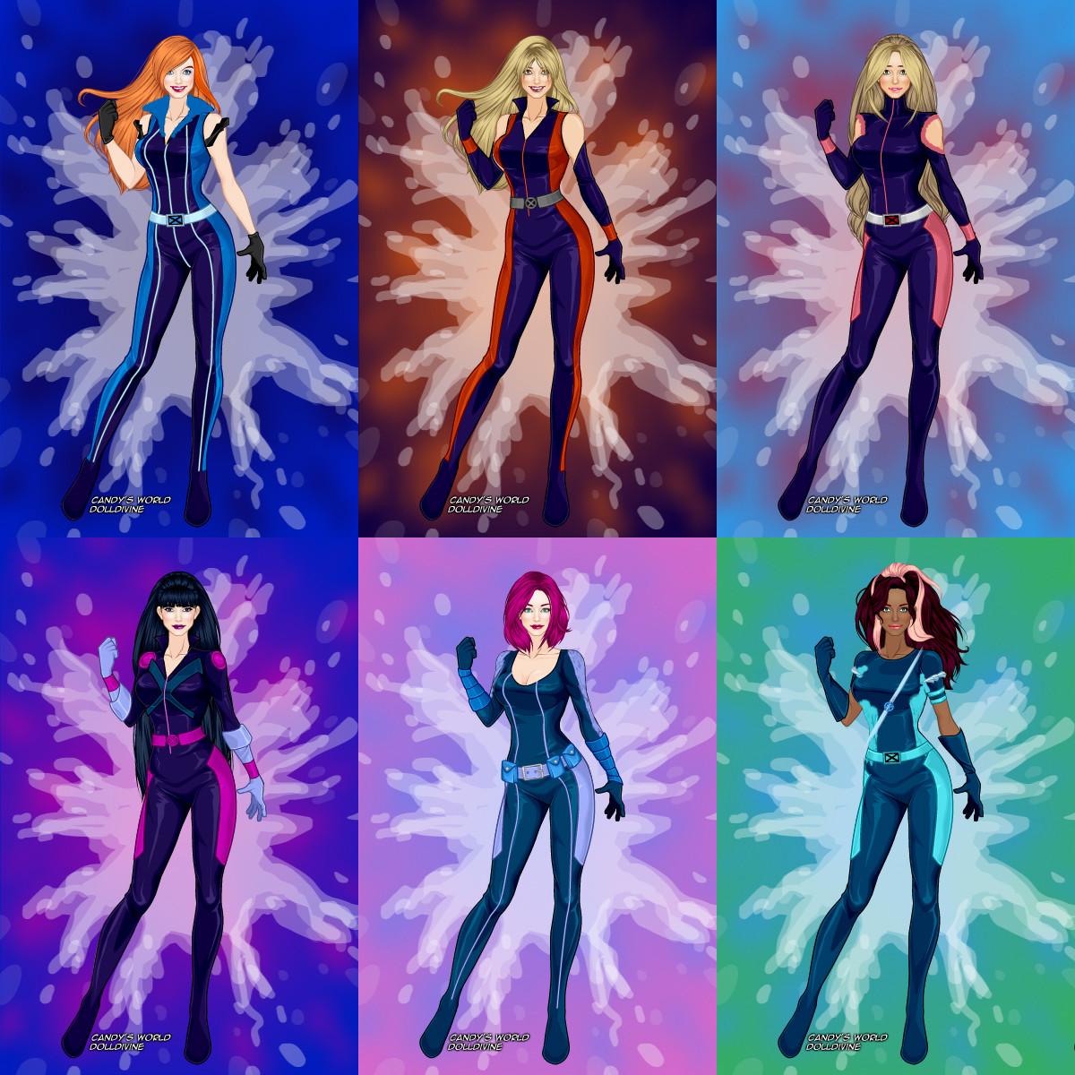 World of Winx: Stealth Uniforms by Lunakinesis on DeviantArt
