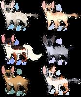 Feline Auction, CLOSED by LordEggnog