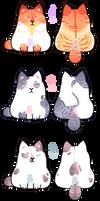 Chubby feline auction OPEN
