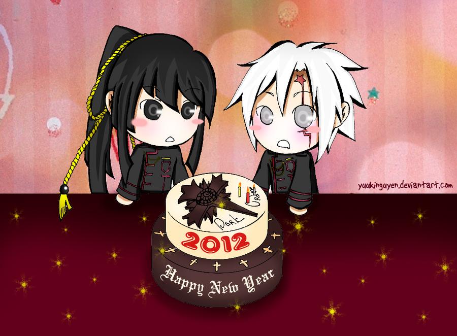 Happy New Year by yuukinguyen