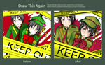 Keep Out Comparison by yuukinguyen