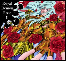 Albafika Royal Demon Roses by EtaminDraconis