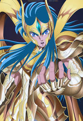 Camus Soul of Gold by EtaminDraconis