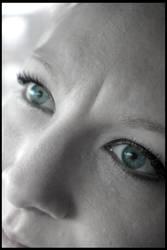 Green Eyes by Thunorrad