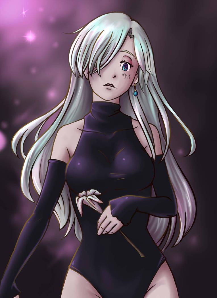 Elizabeth Liones - Nanatsu no Taizai by UvathaWorks on ...