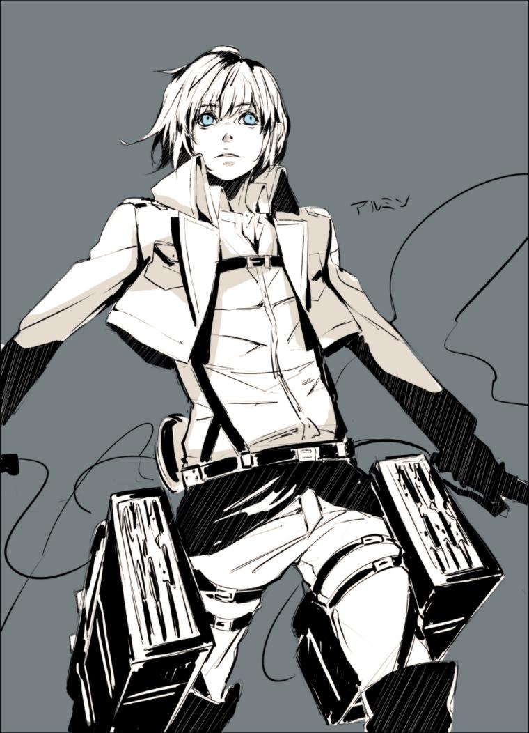 Armin by sayuuhiro