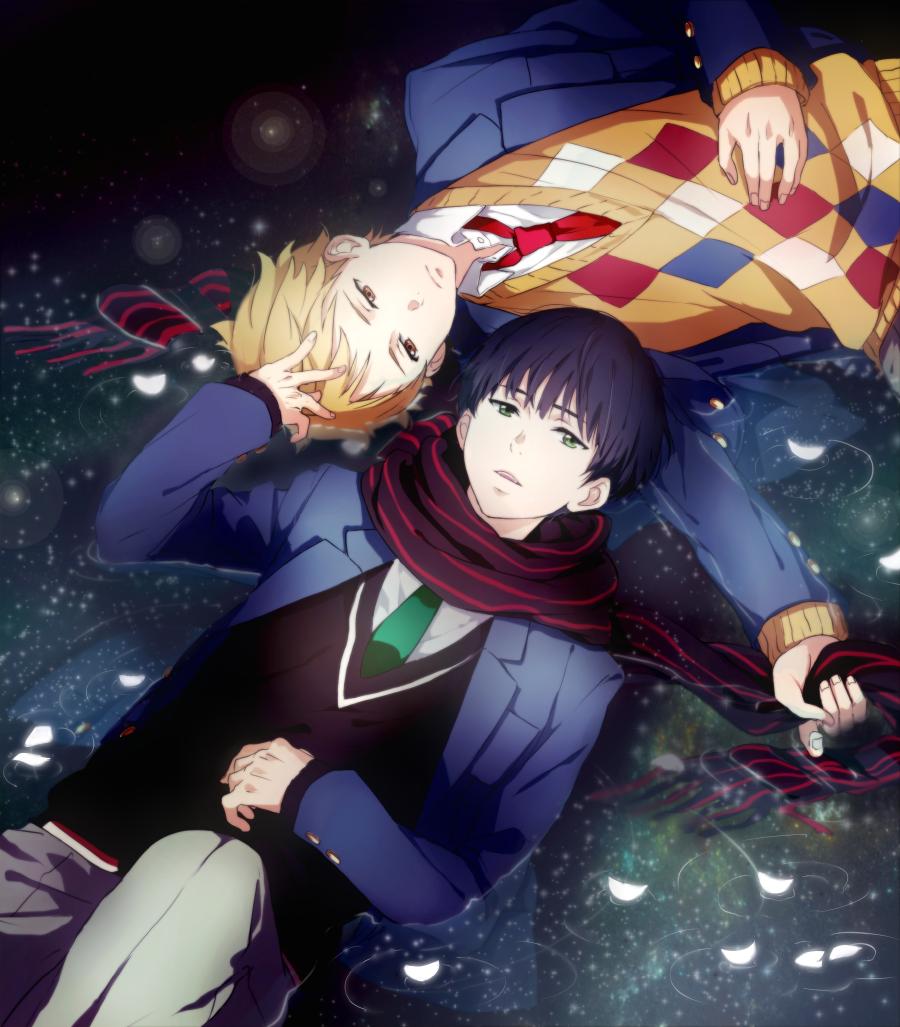Stars in the water by sayuuhiro