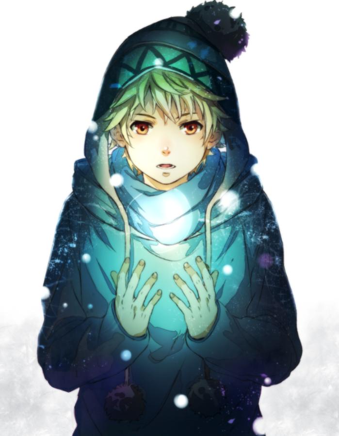 Yuki by sayuuhiro