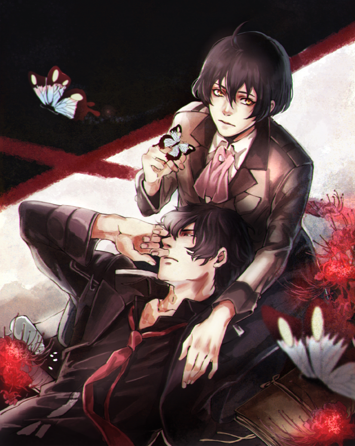 Detectives by sayuuhiro