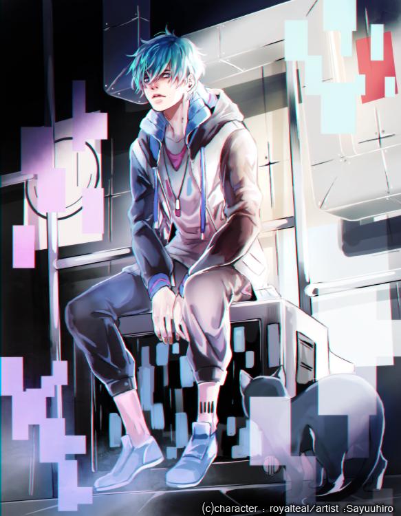 Digital by sayuuhiro