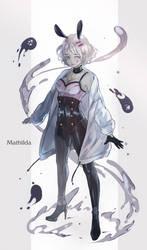 Mathilda ADOPTABLE by sayuuhiro
