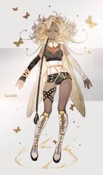 Goldie ADOPTABLE by sayuuhiro