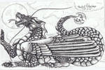 Scaly Silver - Finished