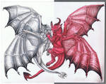 The Love of Dragons