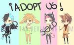 Adoptables / CLOSED