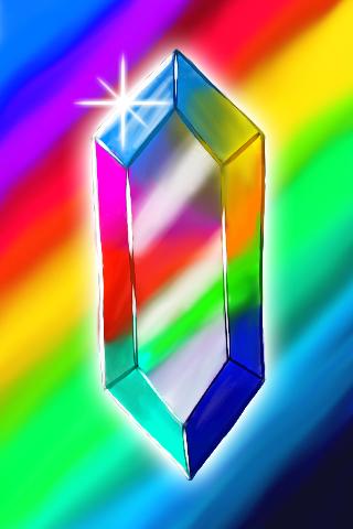 Rainbow Jewel by Tsukikage100