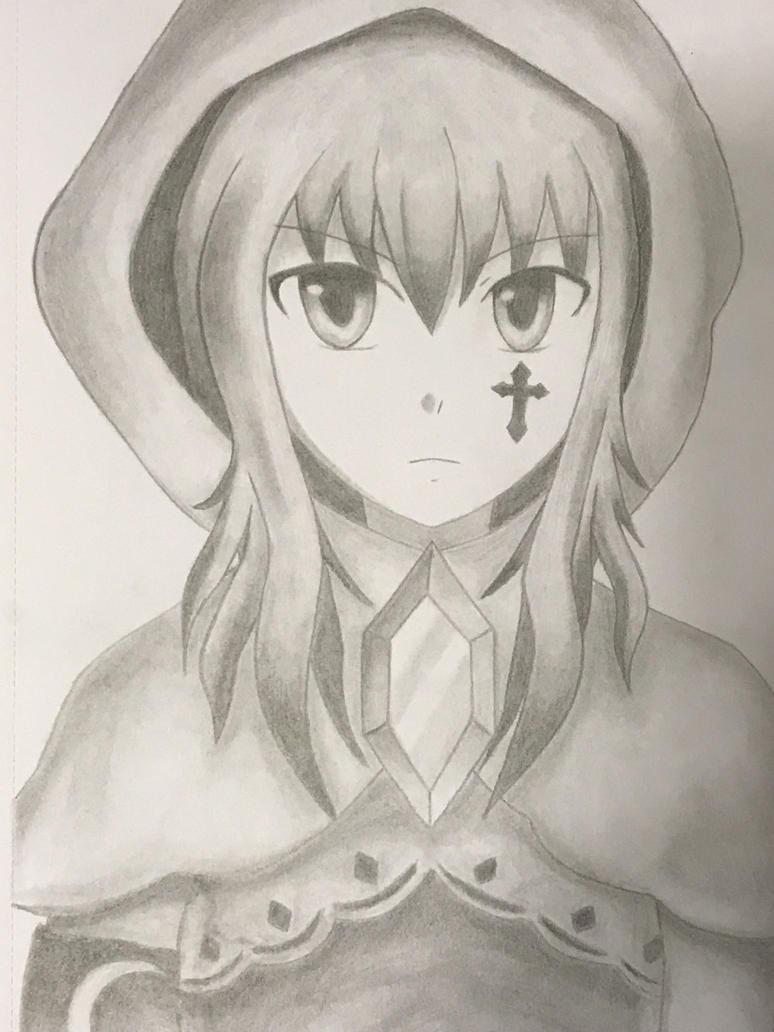 Dark Riding Reaper Portrait Concept by Tsukikage100