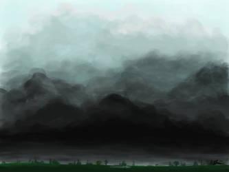 Thunderhead Clouds