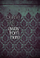 Away From Here by vedoo