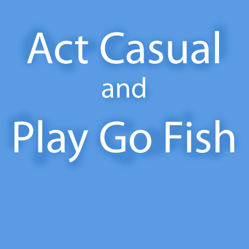 how to play with fish