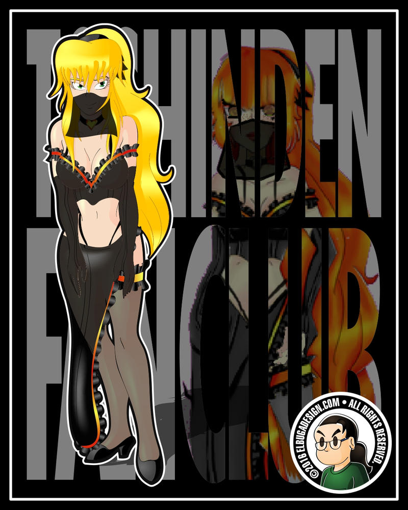 Toshinden-fanclub Commission 2 by elbuga
