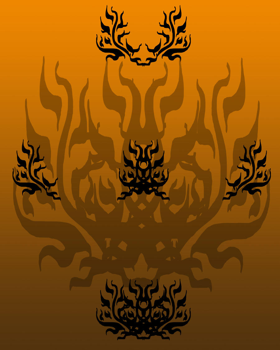 Antler Crests by quentinlars