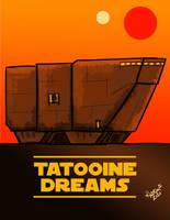 Tatooine Dreams Sandcrawler