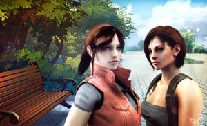 Jill and Claire [2]