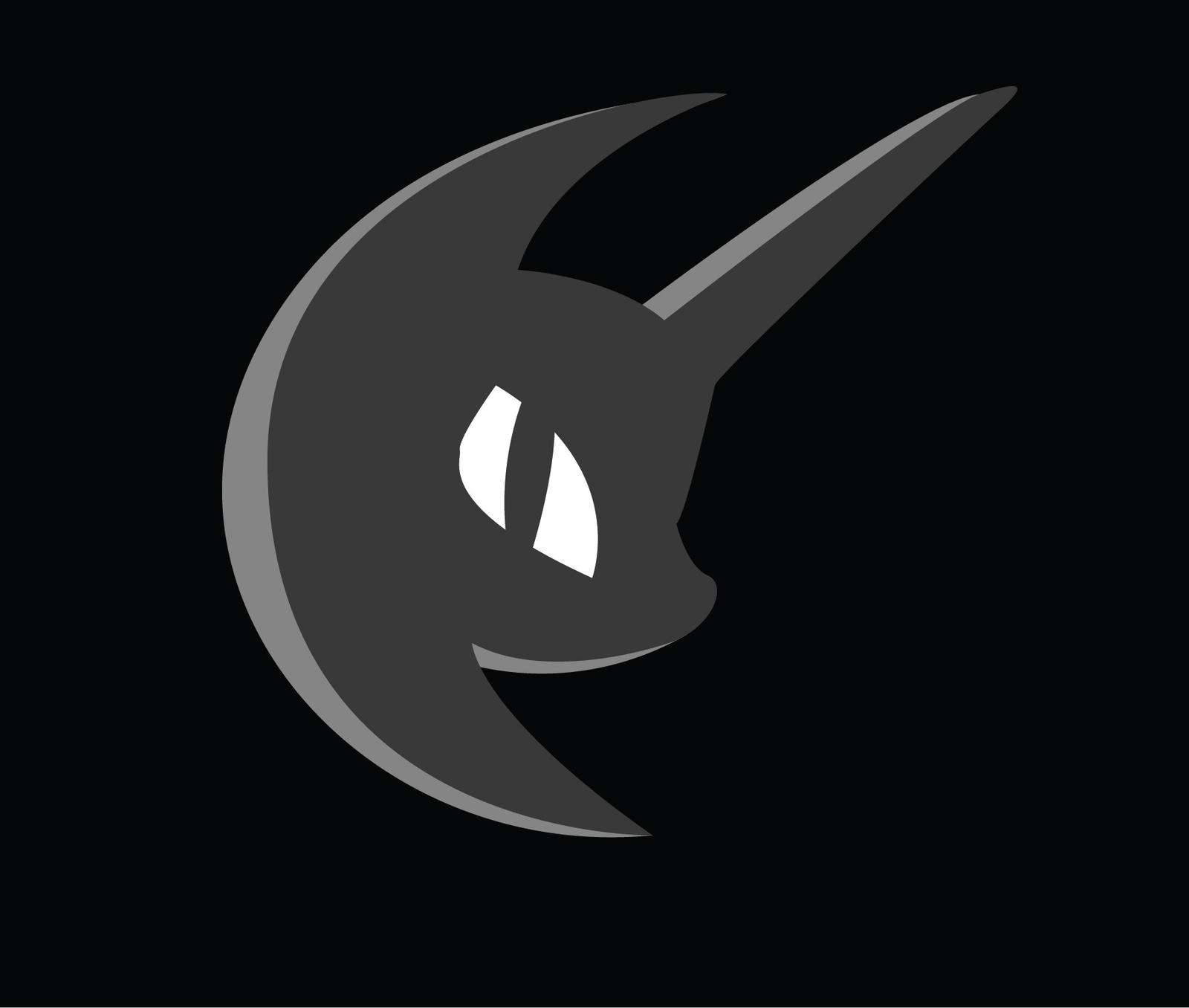 MLP Nightmare Moon Pumpkin / Jack O Lantern Cutout By