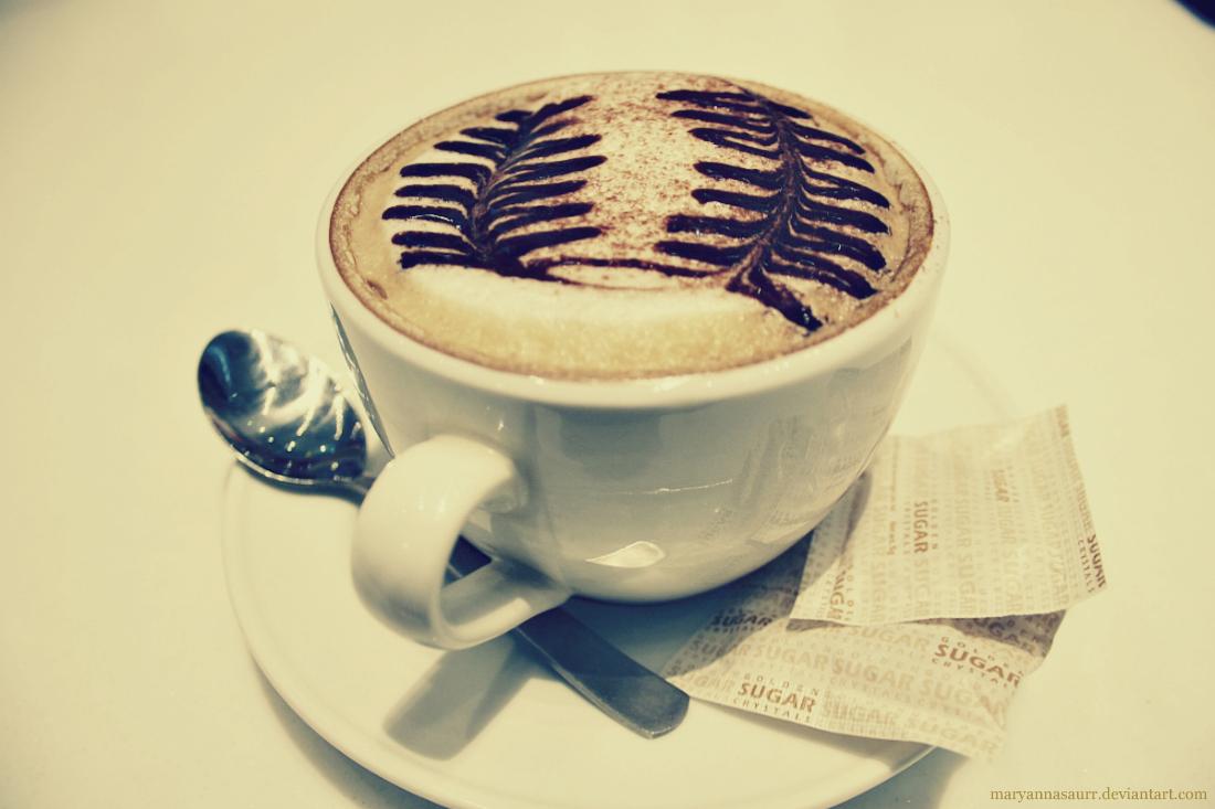 Coffee by maryannasaurr