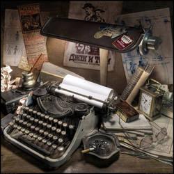 Script Writer's Work