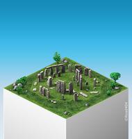 Stonehenge by orange-magik