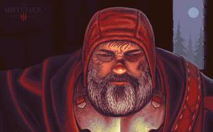 Philip Strenger aka Bloody Baron by orange-magik