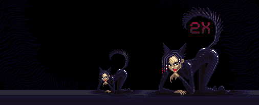 Blackcat by orange-magik
