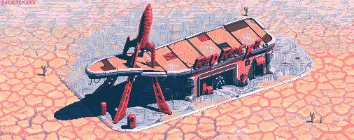 Red Rocke by orange-magik